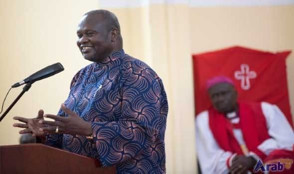 Ex-VP leaves South Sudan for 'safe' country