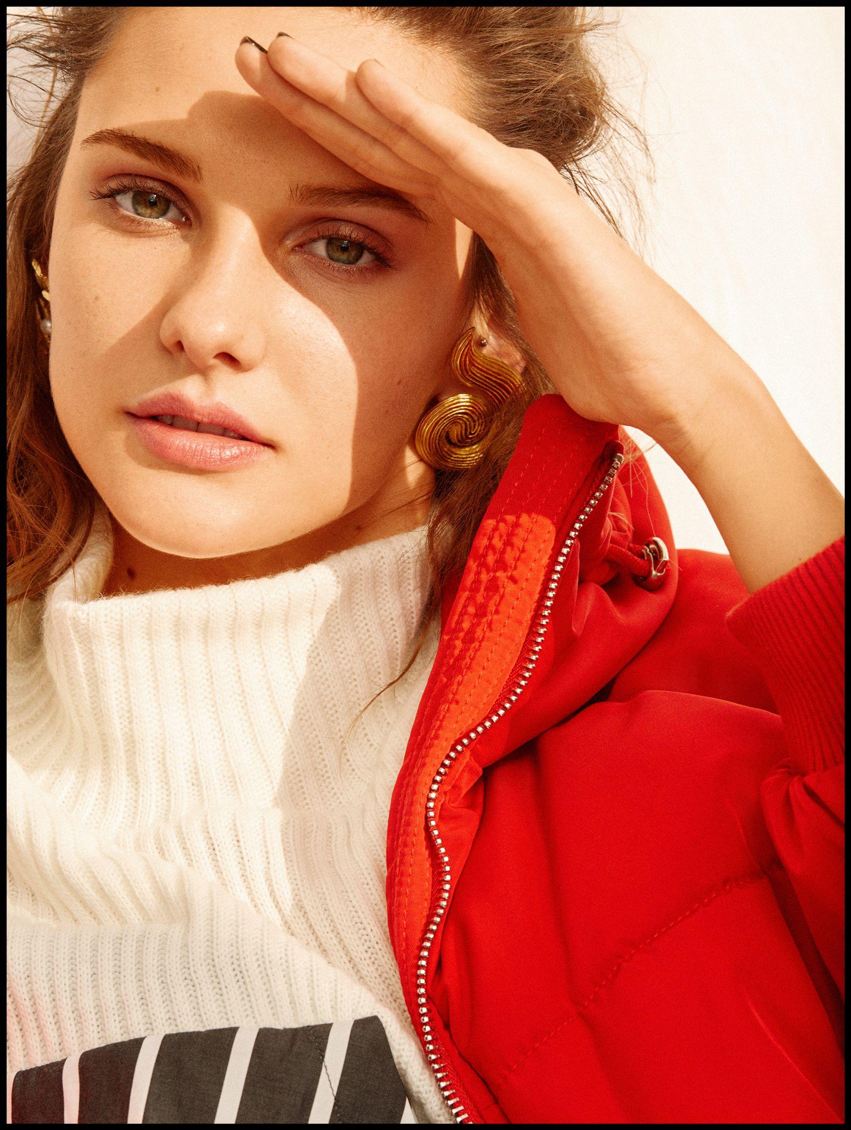 Alina Boz By Tugberk Acar For All Magazine Alina Boz Portrait Girl Turkish Women Beautiful