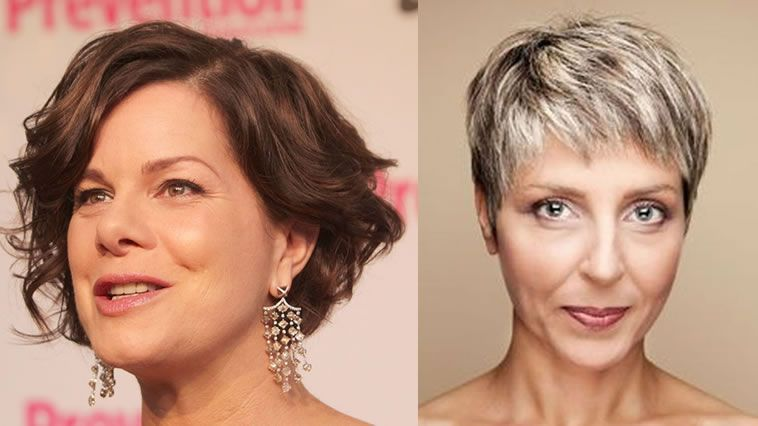 Pixie Hairstyles For Older Women Over 60 For 2020 Short
