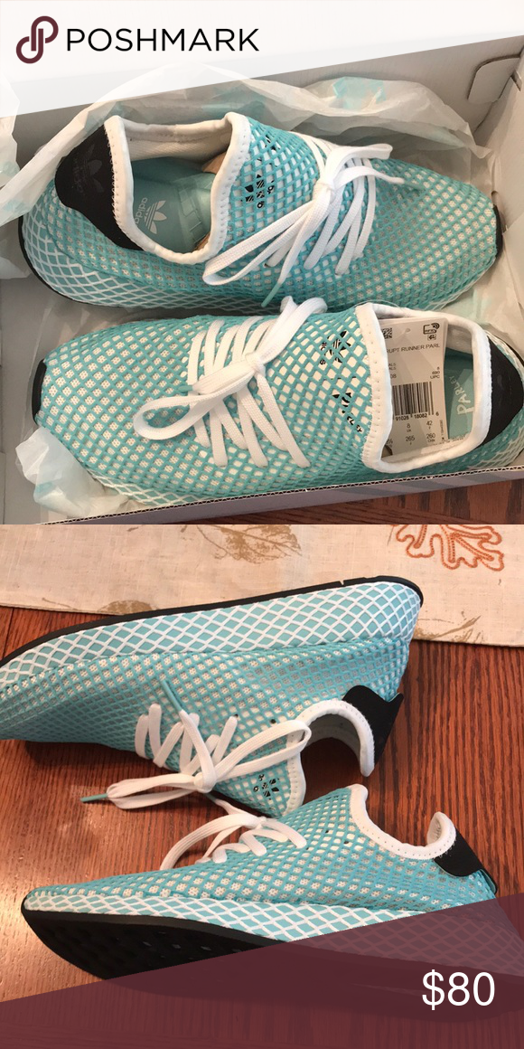 84a670031 Adidas gym shoes Brand new adidas Deerupt running shoes in original box. adidas  Shoes Athletic Shoes