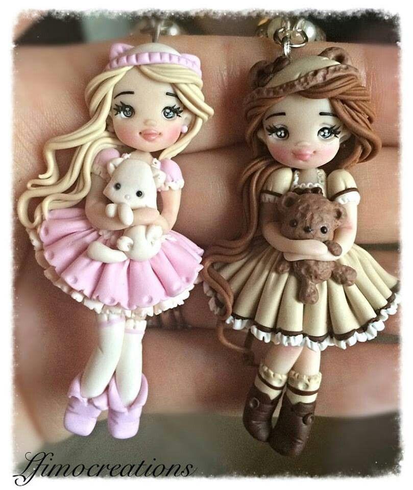 Картинки пластилиновая кукла