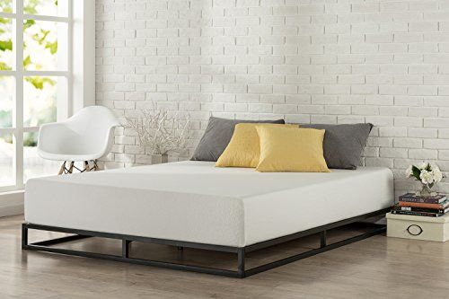 Home Decorators Collection   Zinus Modern Studio 6 Inch Platforma ...
