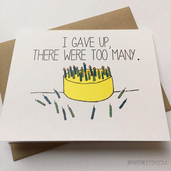 Carte De Drole Joyeux Anniversaire Anniversaire De Mauvaise Happy Birthday Card Funny Happy Birthday Cards Old Birthday Cards