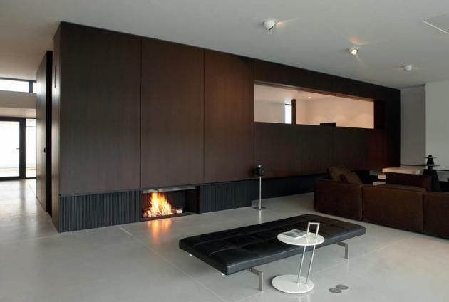Exceptionnel Modern Architectural Fireplaces From MetalFire » CONTEMPORIST
