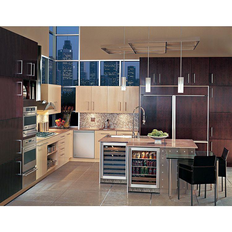 GE Monogram- Contemporary Kitchen