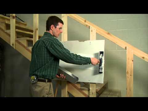 (11) Finishing a Drywall Joint STEP 3 YouTube Drywall