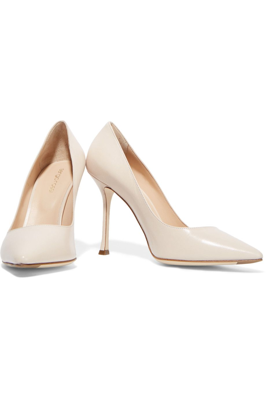 Sergio RossiLeather pumps