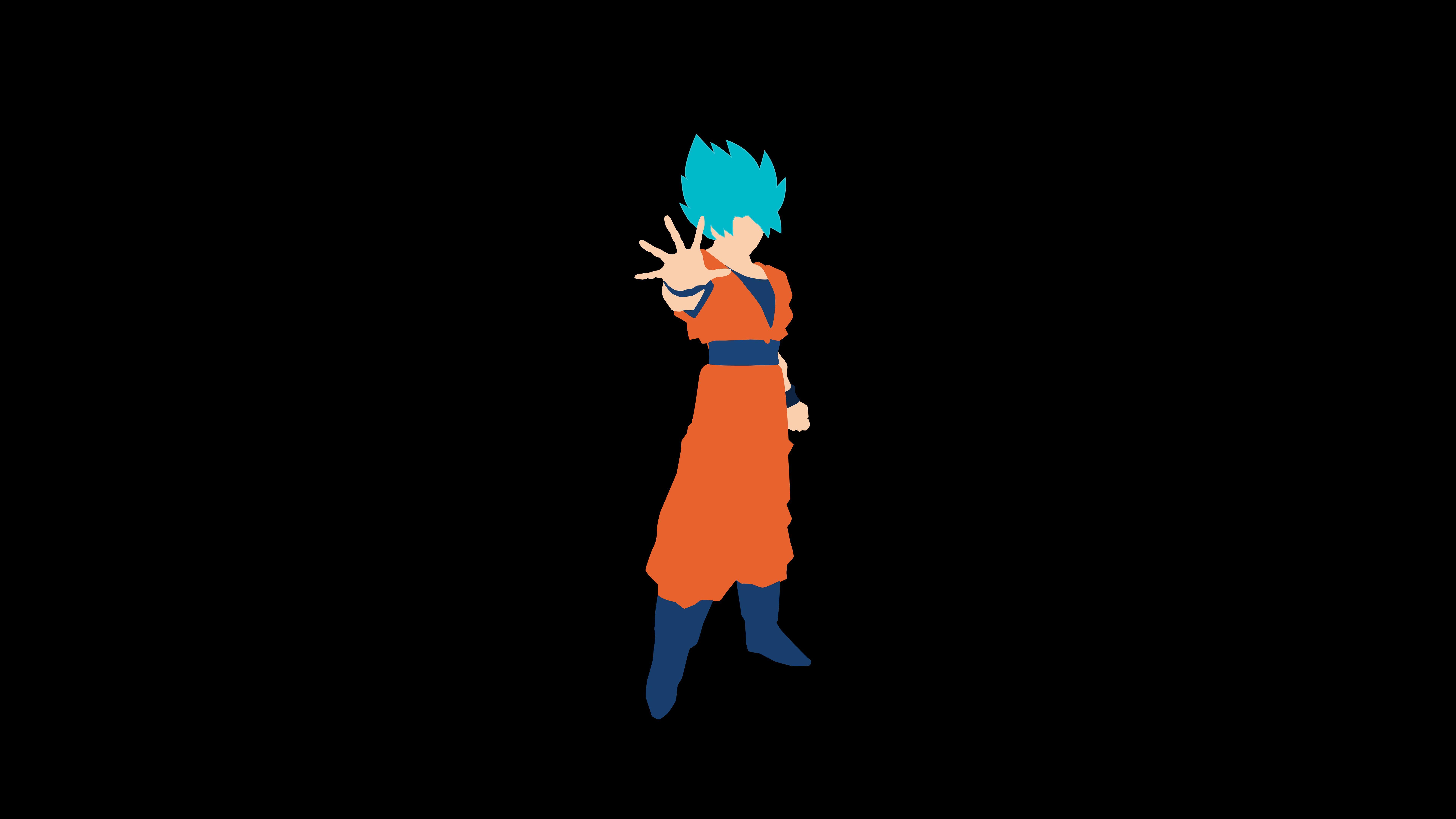 Goku Minimalism 8k Https Hdwallpapersmafia Com Goku Minimalism 8k 4k Wallpapers 5k Wallpapers 8k Wallpapers Anime Wallpapers Artwork W Balao Tapete