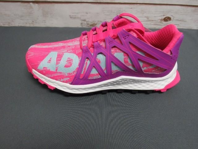 new concept 8c91d 121e6 Adidas Performance Vigor Bounce Kids Shoes Size 7 - Pink Purple