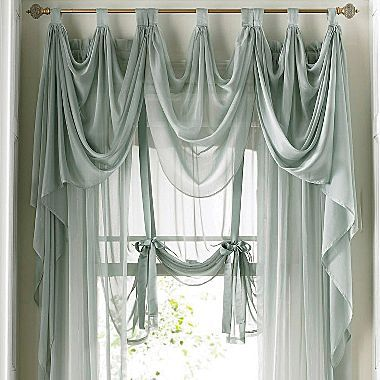 High Quality American Living Midnight Mist Draperies   Jcpenney