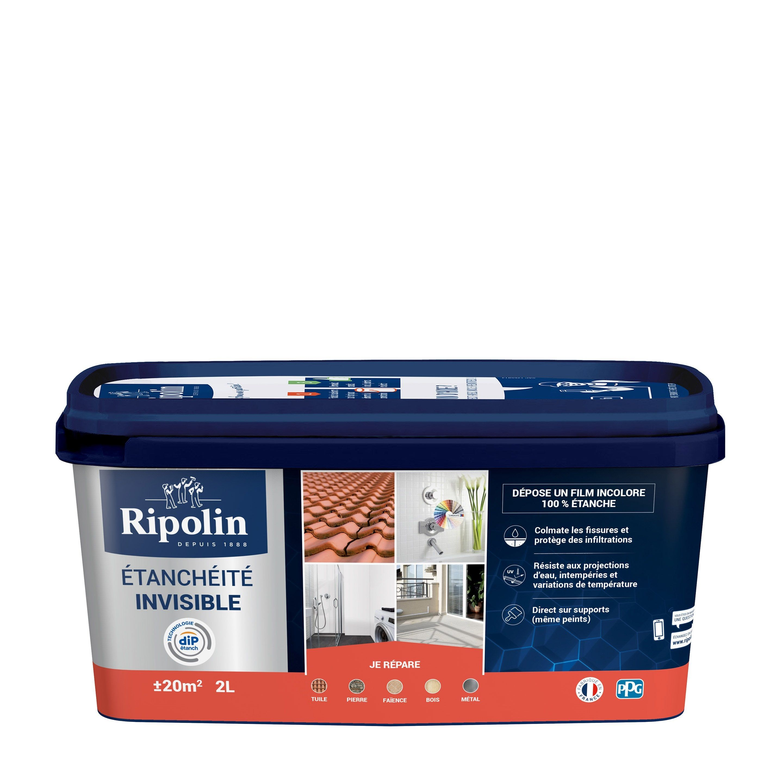 Impermeabilisant Facade Et Sol Exterieur Multiusage Ripolin Incolore 0 75 L Products En 2019 Sol Exterieur Et Exterieur