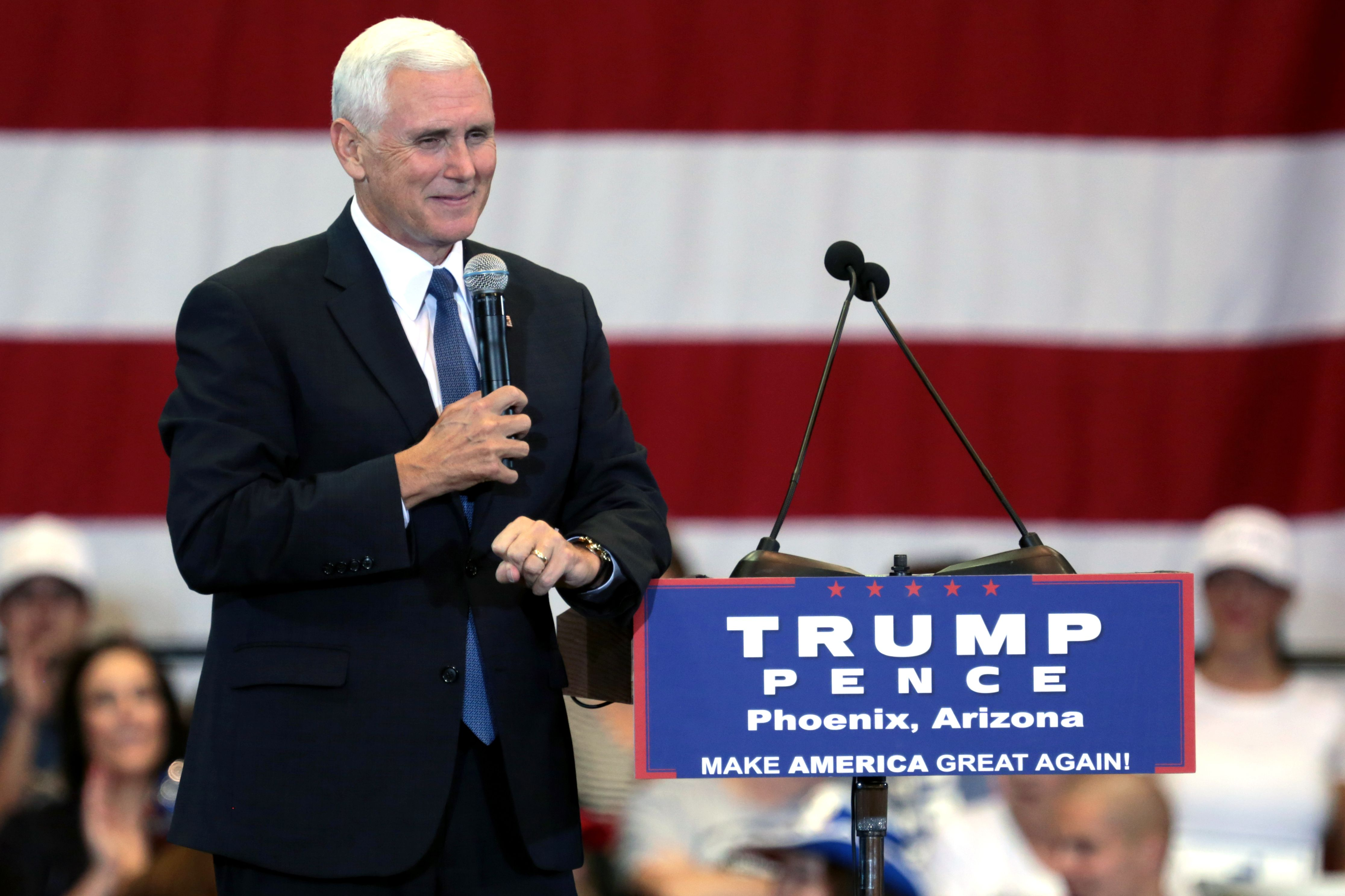 Pence Will Try To Convey Steadiness At VP Debate, But He's Just As Dangerous As Trump