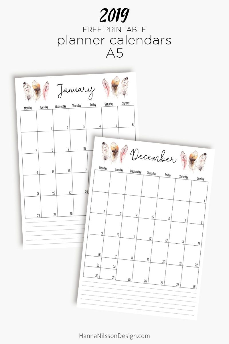 Lined Planner Inserts Free Planner Printables A5 Planner