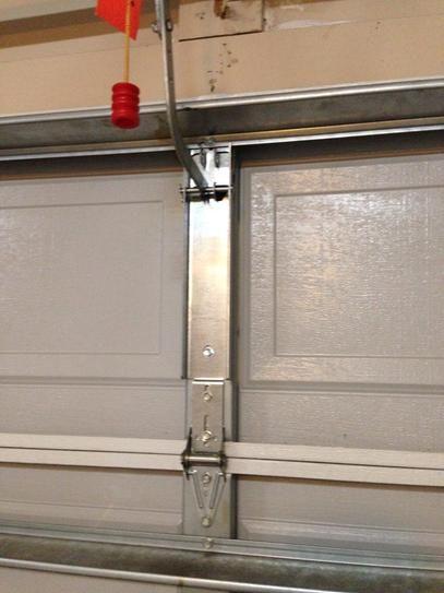 Clopay 21 In Opener Reinforcement Bracket Kit Garage