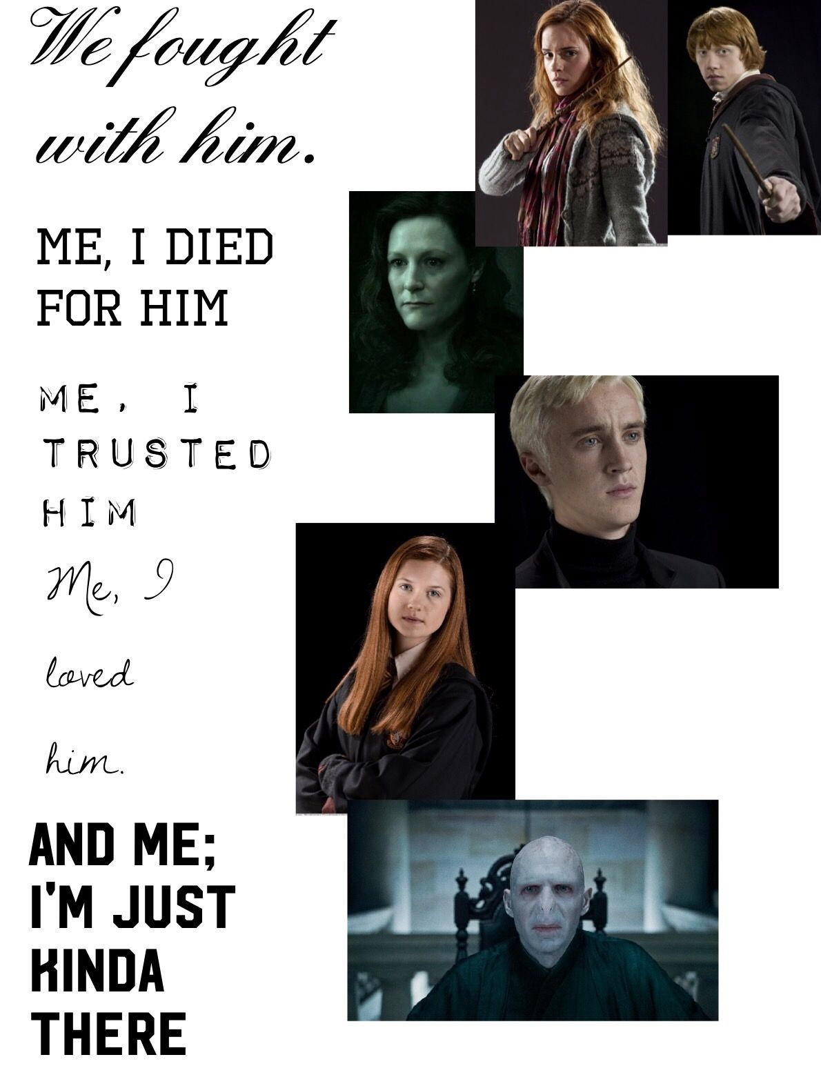 Pin By Maggie Mack On Potter For Ham Harry Potter Feels Harry Potter Obsession Harry Potter Crossover