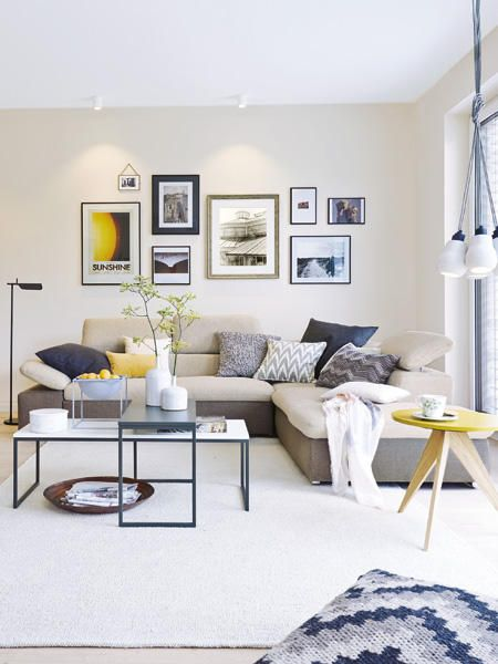 Wohnzimmer mit Wohlfühl-Atmosphäre | Wohnideen, Wohnzimmer und ...