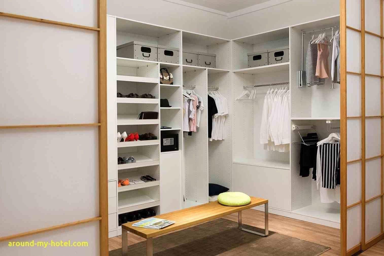 Begehbarer Kleiderschrank Im Schlafzimmer Integrieren ...