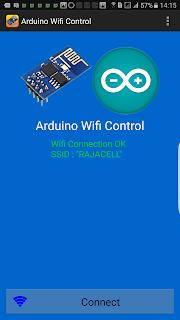 Mengendalikan 4 Relay Dengan Jaringan Wifi Melalui Aplikasi Android Belajar Arduino Proyectos De Arduino Arduino