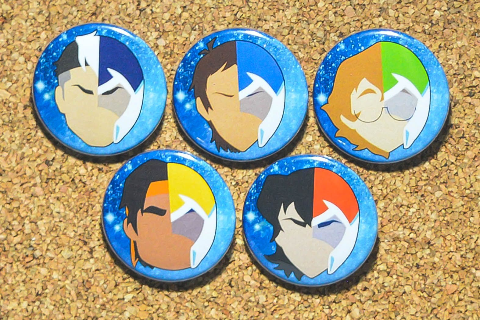 Voltron legendary defenders pins only 5 for the whole set of voltron legendary defenders pins only 5 for the whole set of biocorpaavc
