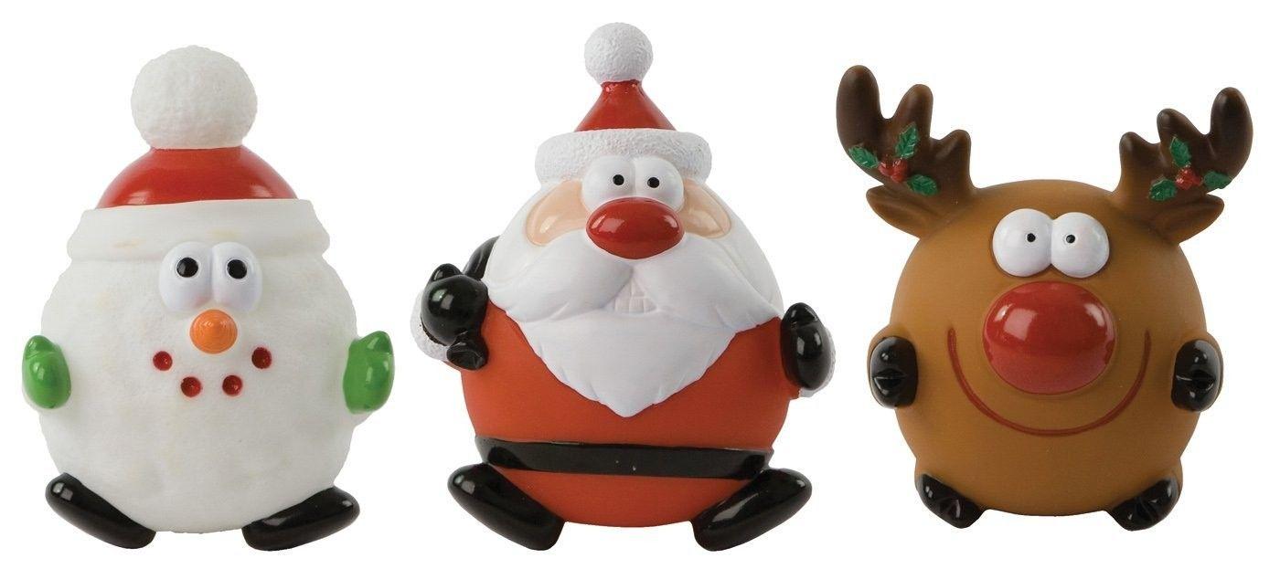 Armitage Good Boy Sleigh Balls Dog Christmas Toy Christmas Dog