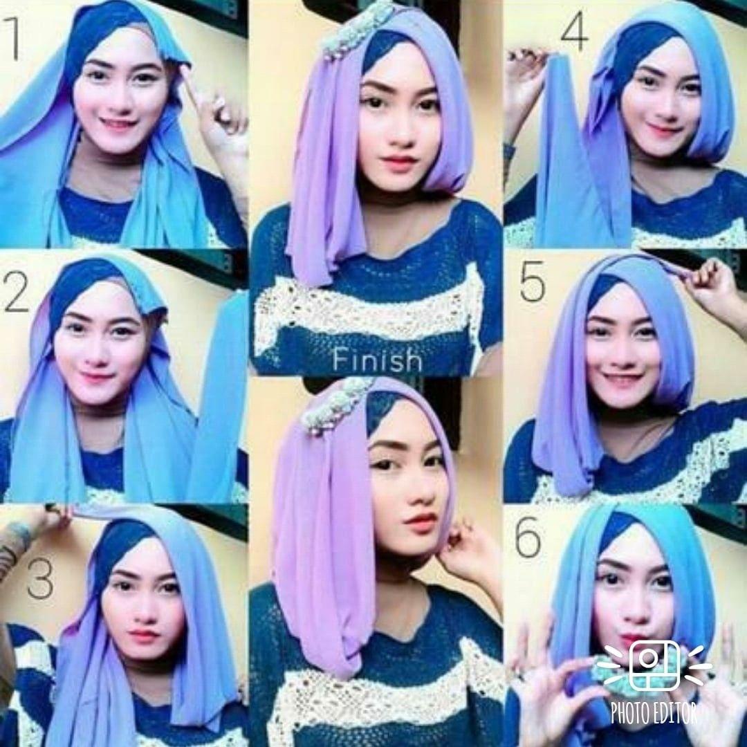 Affordable Hijabusa Hijab Tutorial Tutorial Hijab Segi 4 Tutorial Hijab Wisuda