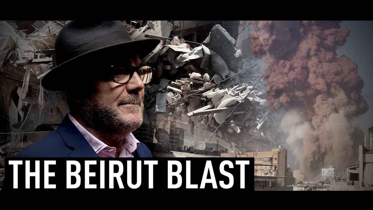 The Beirut Blast George Galloway Youtube In 2020 George Galloway George Galloway