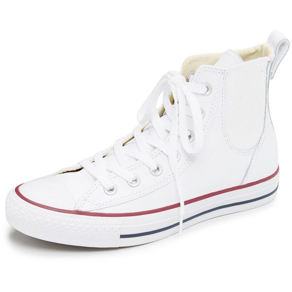 Converse Chuck Taylor All Star Chelsea Sneakers found on Polyvore featuring  shoes 6da5b45d8