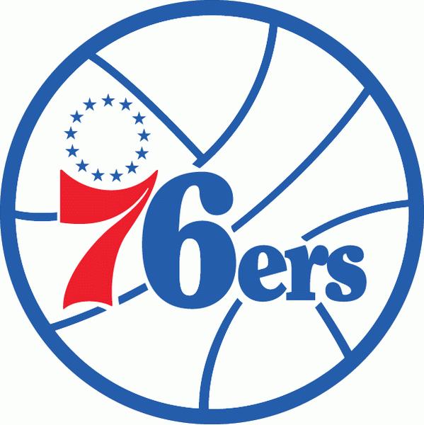 Philadelphia Sixers Philadelphia 76ers 76ers Nba Logo