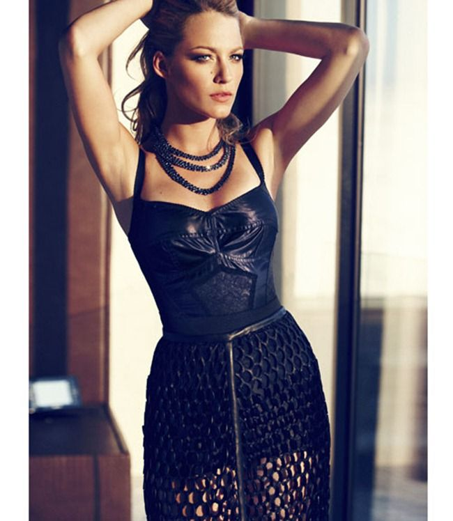 Blake Lively | Txema Yeste #photography | Marie Claire