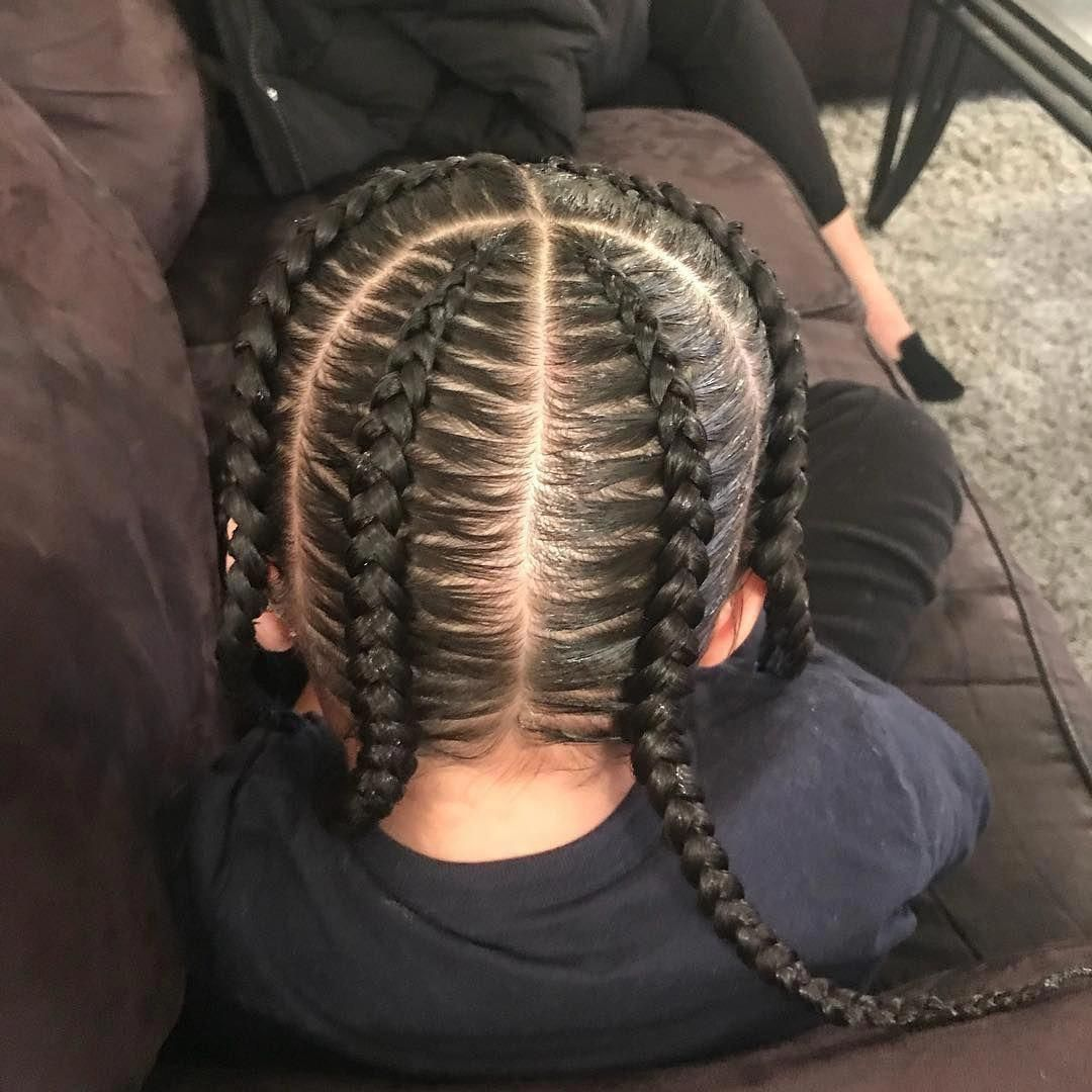 36 Best Braid Styles For Boys To Copy Bestbraidshairstyles Cool Braid Hairstyles Kids Braided Hairstyles Hair Styles