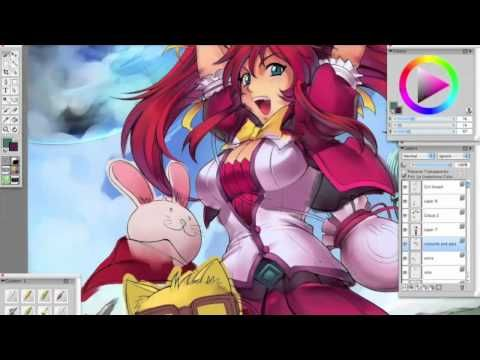 How To Draw Anime 40 Best Free Step By Step Tutorials On Drawing Anime Manga Corel Painter Photoshop Tutorial Drawing Anime Tutorial