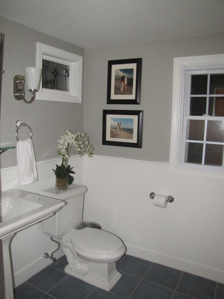 Best Gray Paint Color Bathroom