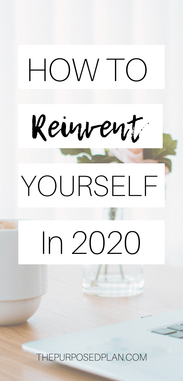 HOW TO CHANGE YOUR LIFE IN 2020