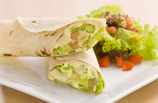 Keep hunger away without undoing your workout with this fast and fit recipe.