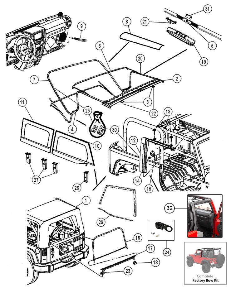 Jeep Tj Parts Manual Aio Wiring Diagrams U2022 Rh Prodesigns Me 1997 Jeep  Wrangler OEM Parts 2003 Jeep Wrangler Sport Parts