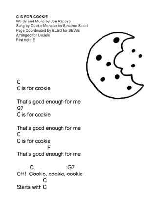 Sesame Street – C Is For Cookie Lyrics   Genius Lyrics