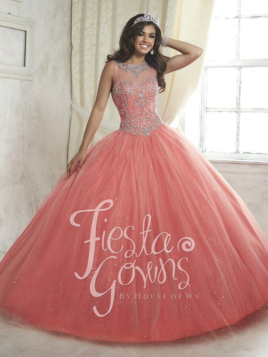 e2603a68a17 Fiesta Gowns by House of Wu - QuinceDresses.com