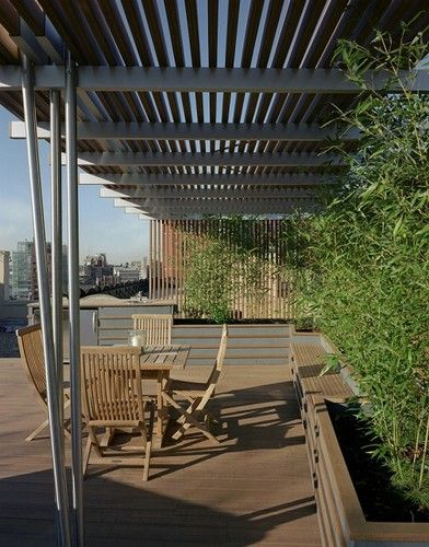 Exceptional Residences   Client Names Withheld   Modern   Patio   New York   TEK  Architects, PC