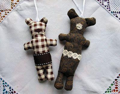 Arty Ilma blog <<Медведи на елку>> by Ilmira Bolotyan