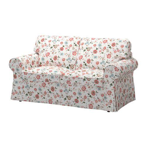 Ektorp canap 2 places videslund multicolore pinterest - Ektorp divano letto istruzioni ...