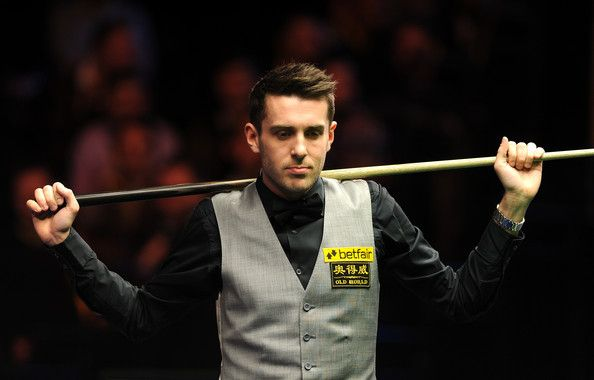 Mark Selby Photos - Mark Selby Of England Looks Over The Table During His  Quarter-final Match Against Mark Williams Of Wa… | Mark Selby, Selby,  Snooker Championship