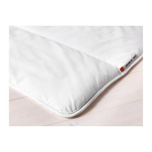 GRUSBLAD Comforter, warmer | One Room Challenge | Ikea duvet
