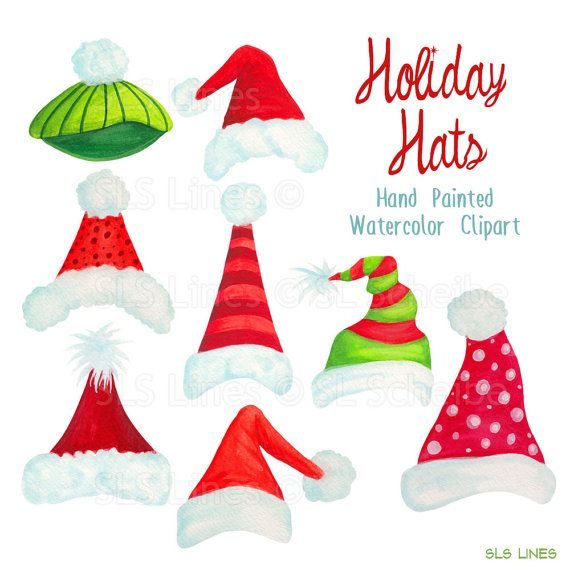 21+ Funny christmas hat clipart info