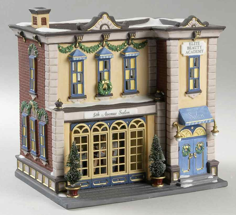 Christmas In The City Ferrara Bakery & Cafe - Boxed by Department 56 | Replacements, Ltd. #department56