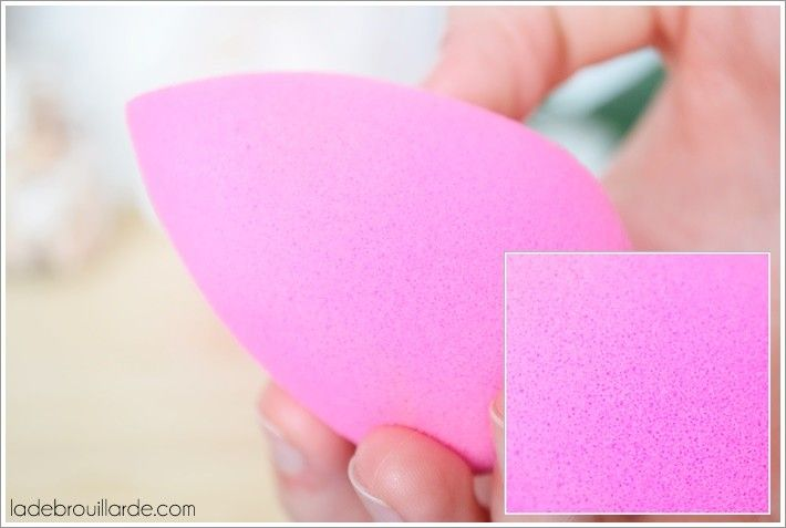éponge beauty blender revue #beautyblender #makeup #maquillage #teint #pinceaumaquillage