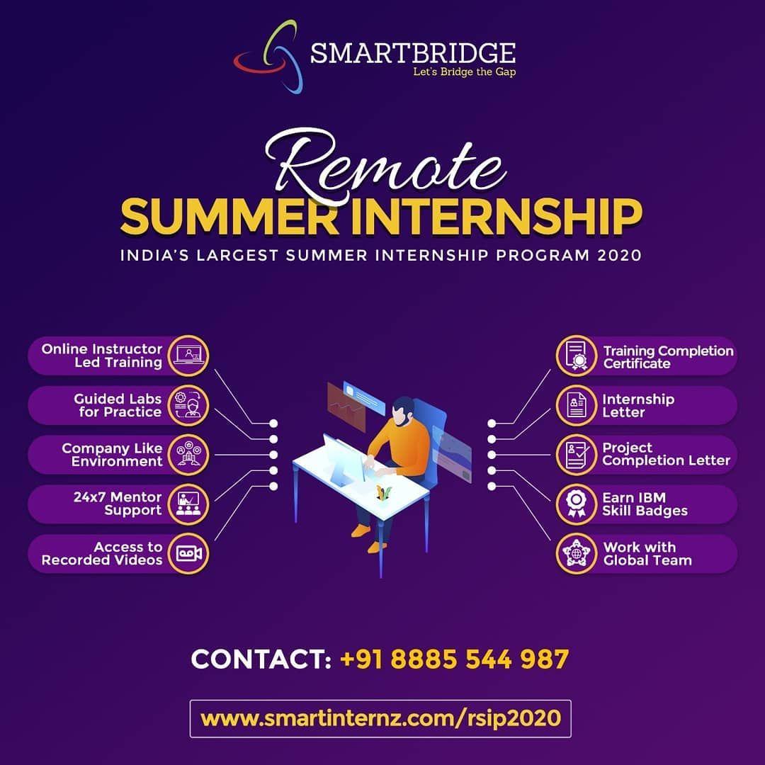 Pin on Internships India