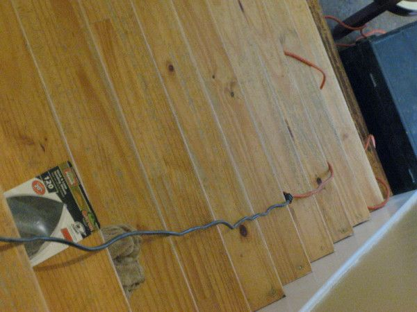 Best Day 16 30Daysofcreativity Sanding Stair Treads To 400 x 300