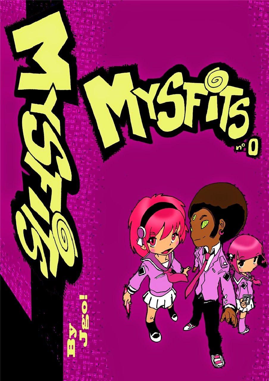 Comic Mysfits.Jose Gomez.2010