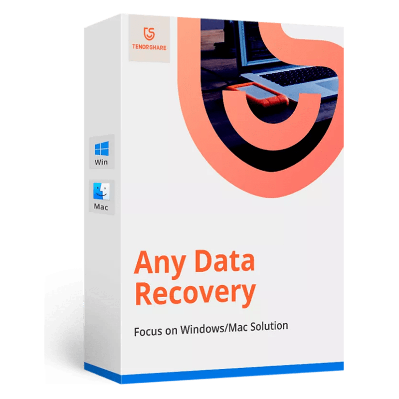 Tenorshare Any Data Recovery Pro Free Registration Code