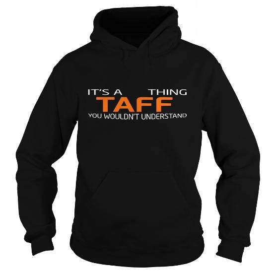 I Love TAFF-the-awesome T shirts